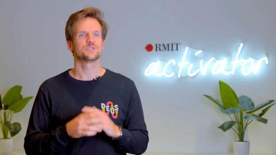 Pixel Pros Australia Video - RMIT Activator
